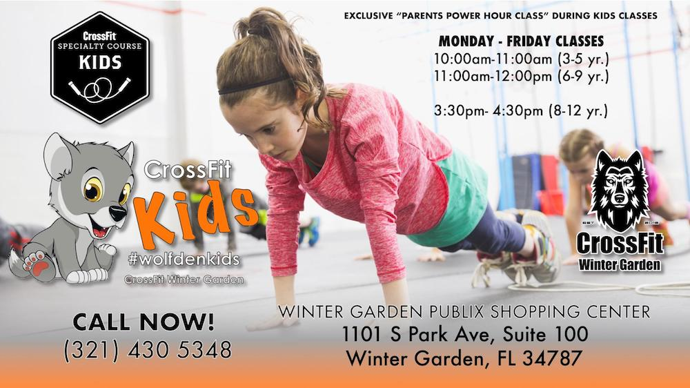 CrossFit Winter Garden CrossFit Kids